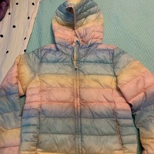 Girls Gap winter jacket